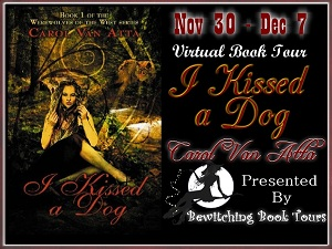 Interview with Chloe Carpenter from I Kissed a Dog  by Carol Van Atta