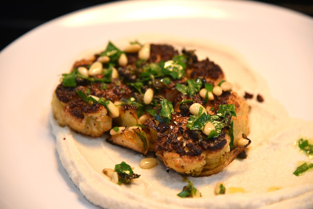 Ottolenghi's Cauliflower Steaks: A Vegetarian Dinner for Meat Lovers