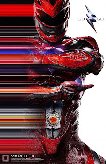 Power Rangers (2017) Movie Banner Poster 12