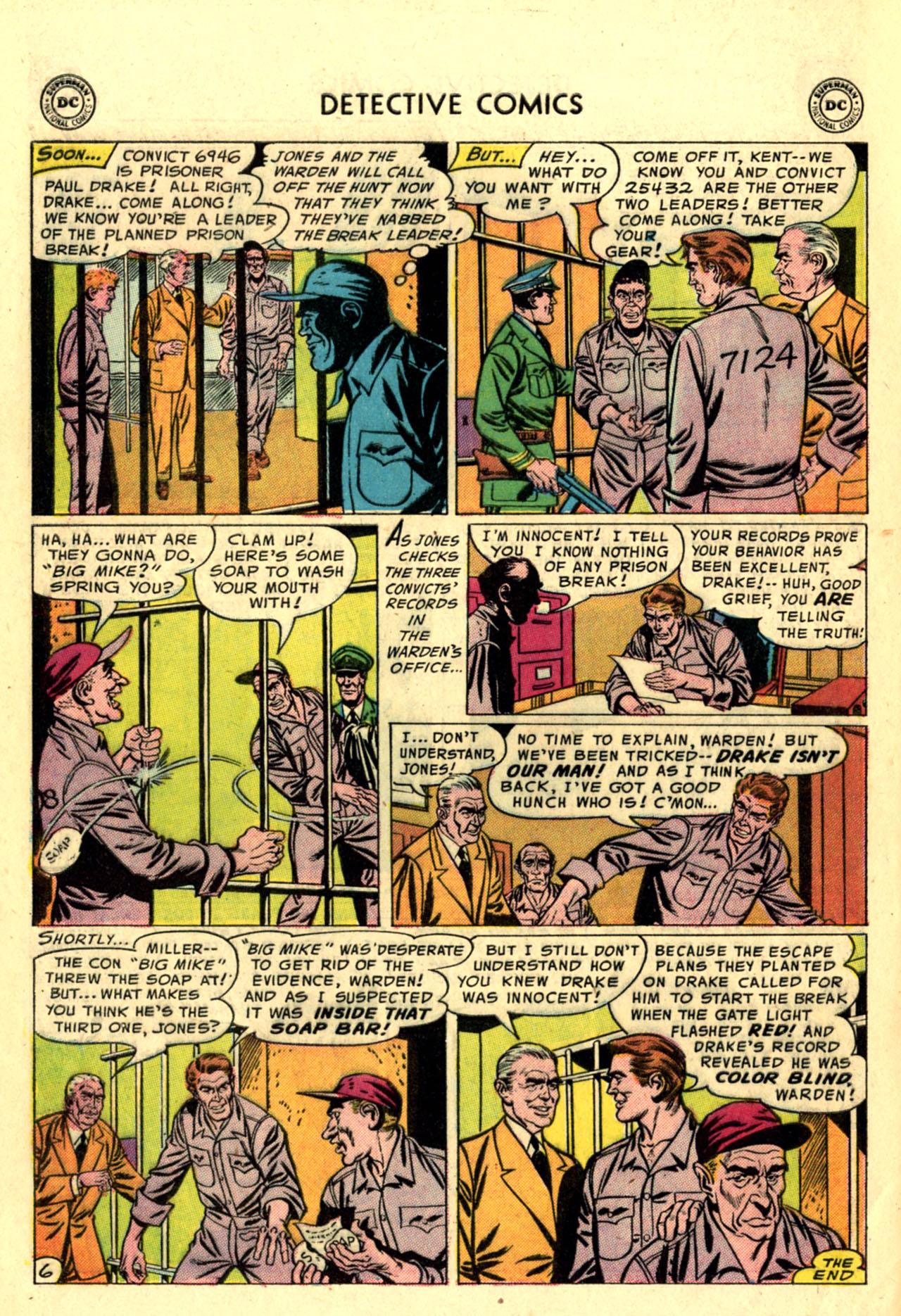 Detective Comics (1937) 234 Page 31