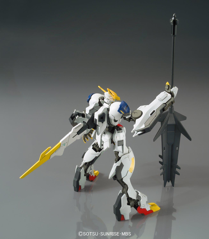 HG 1/144 Gundam Barbatos Lupus Rex - Release Info, Box art and Official Images