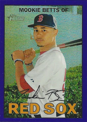 Topps Now is Taking Hold, O-Pee-Chee Baseball, and Other Wednesday Night Musings