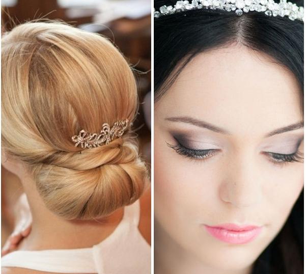 O poszukiwaniach makijażystki i fryzjerki na ślub