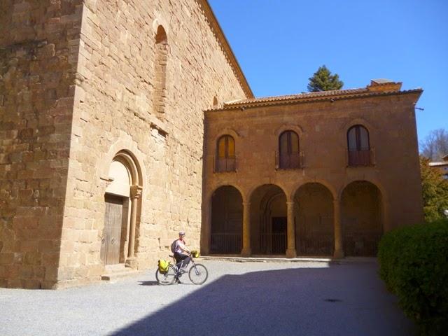 Monasterio románico. Sant Joan de les Abadesses