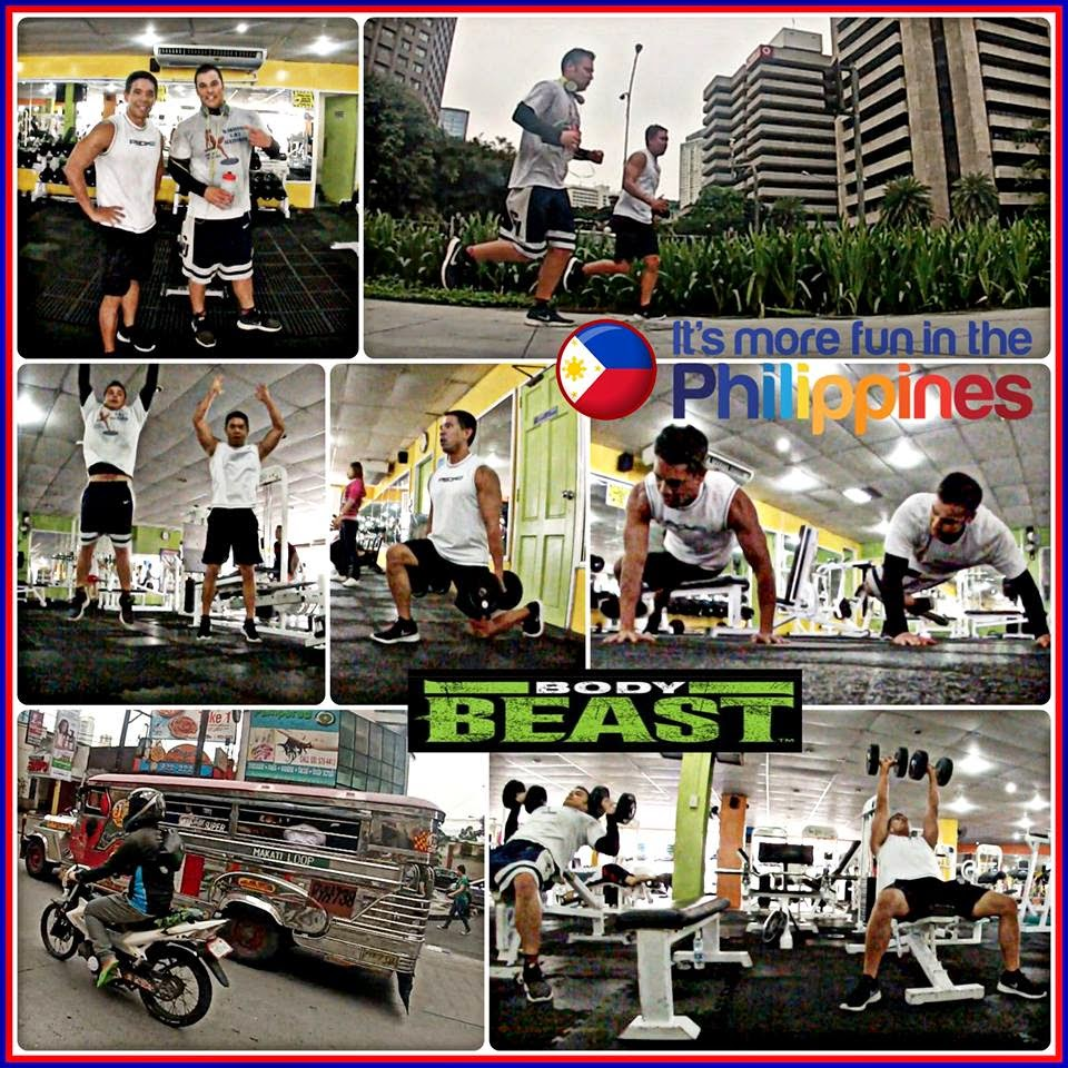 Body Beast Total Body Workout