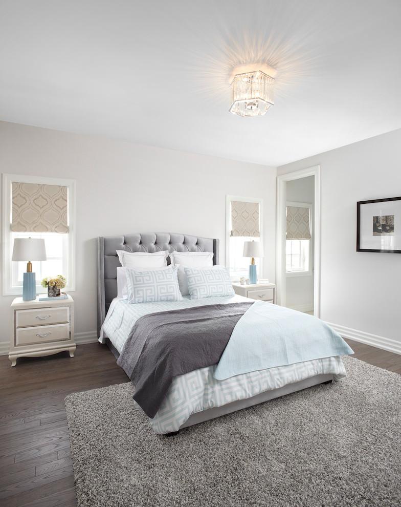 Muebles de dormitorio cabeceros tapizados para for Papel para dormitorios de matrimonio