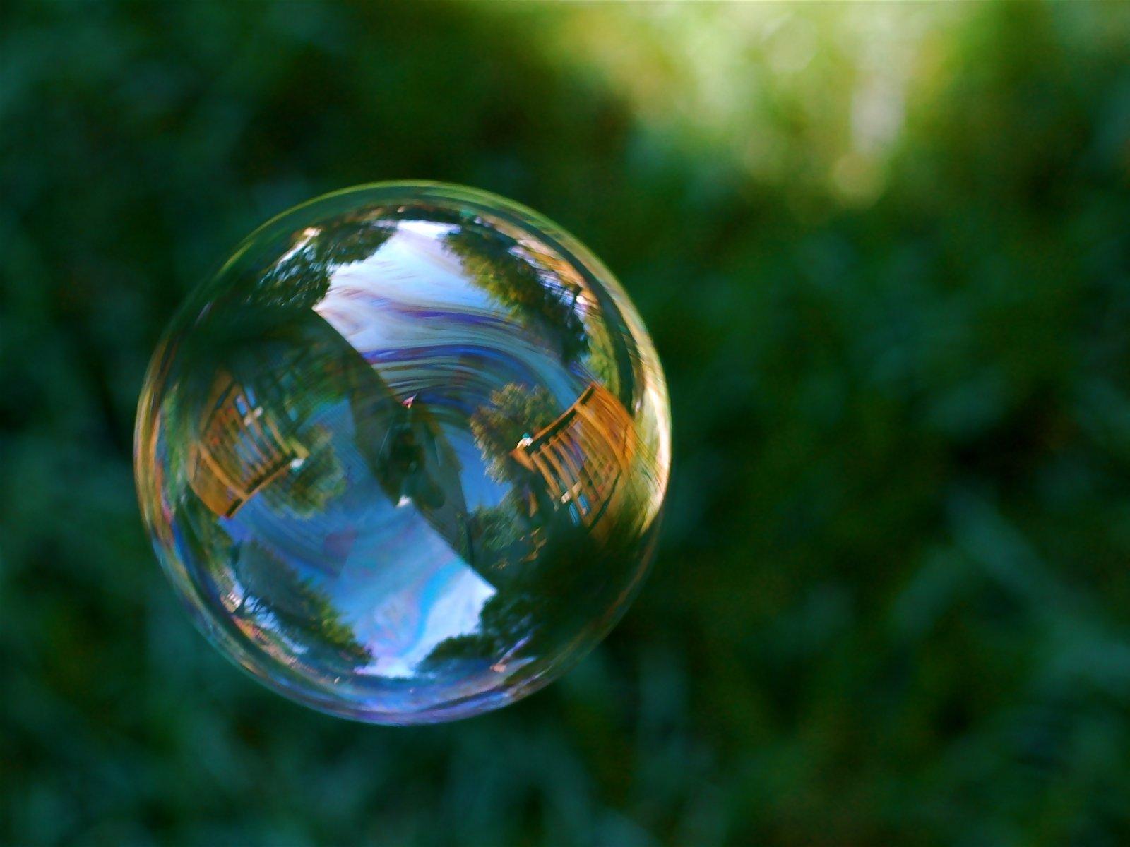 Preguntas Y Respuestas Curiosas Por Qué Las Burbujas Son Redondas