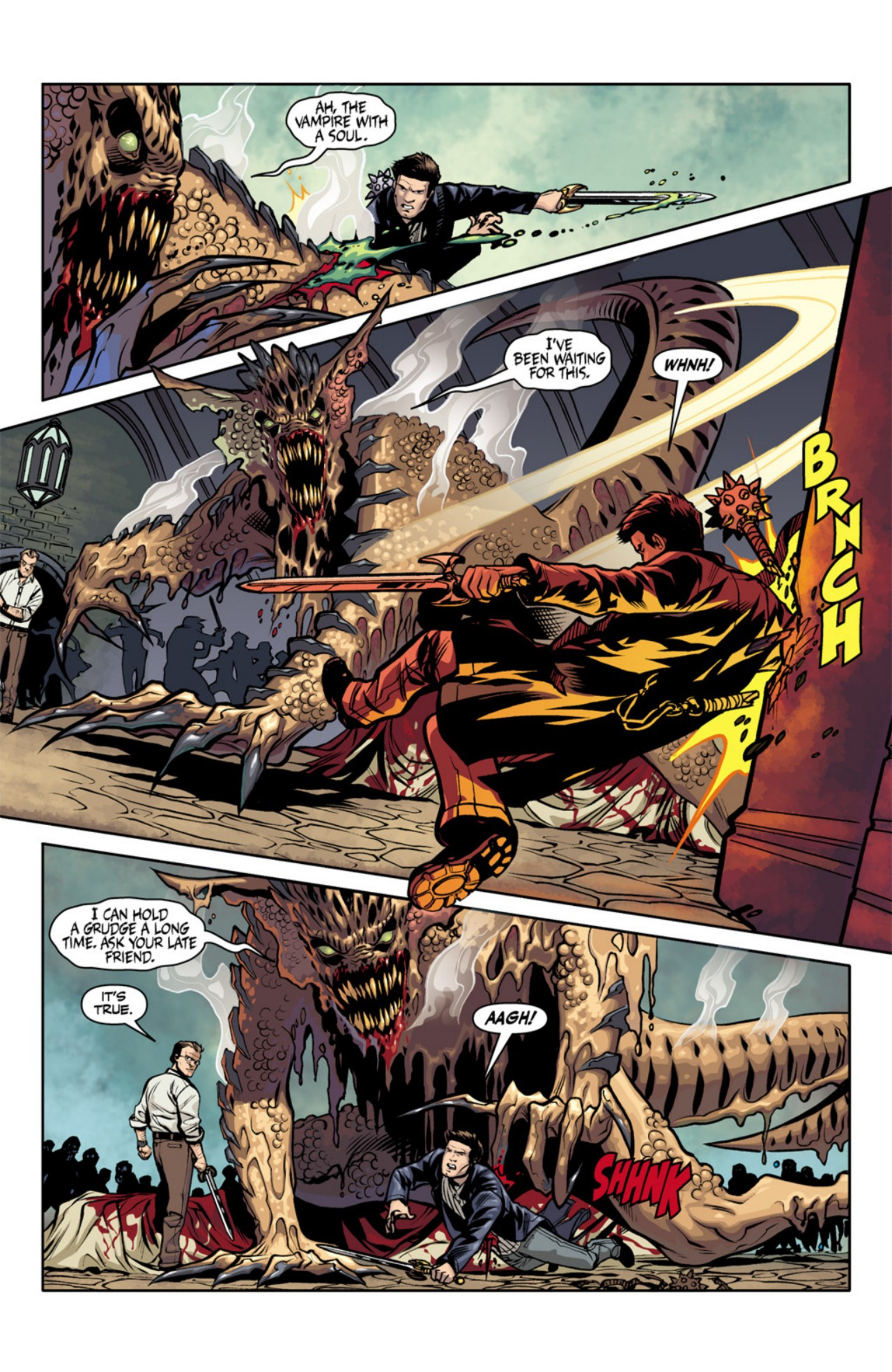 Read online Angel and Faith comic -  Issue #18 - 13