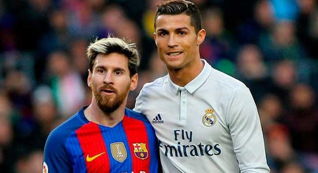 Lionel Messi y Cristiano Ronaldo, grandes rivalidades deportivas de la historia