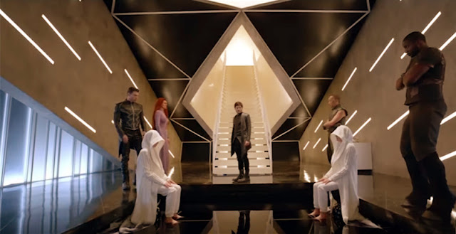 Sinopsis Film Marvel Inhumans (2017)