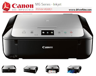 Canon Printer Drivers PIXMA MG6821 Download