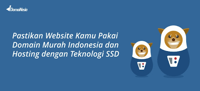 DomainNesia - Blog Mas Hendra