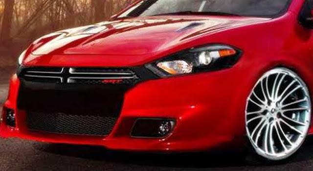 2017 Dodge Dart SRT Release Date