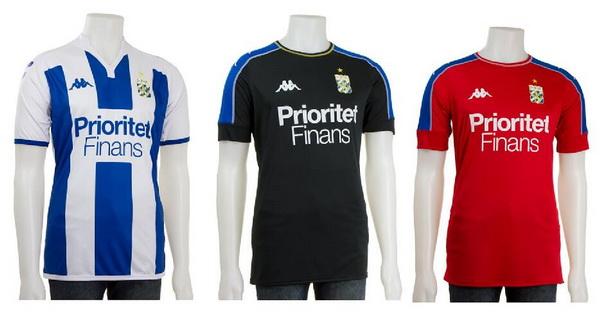Comprar equipacion de futbol baratas 2019  Camiseta de IFK Göteborg ... 045ce6792937b
