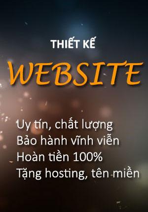 thiet ke web gia re
