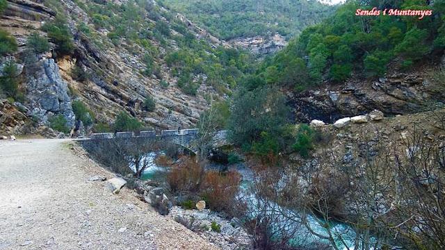 Los Caracolillos, río Borosa, Pontones, Sierra de Cazorla, Jaén, Andalucía