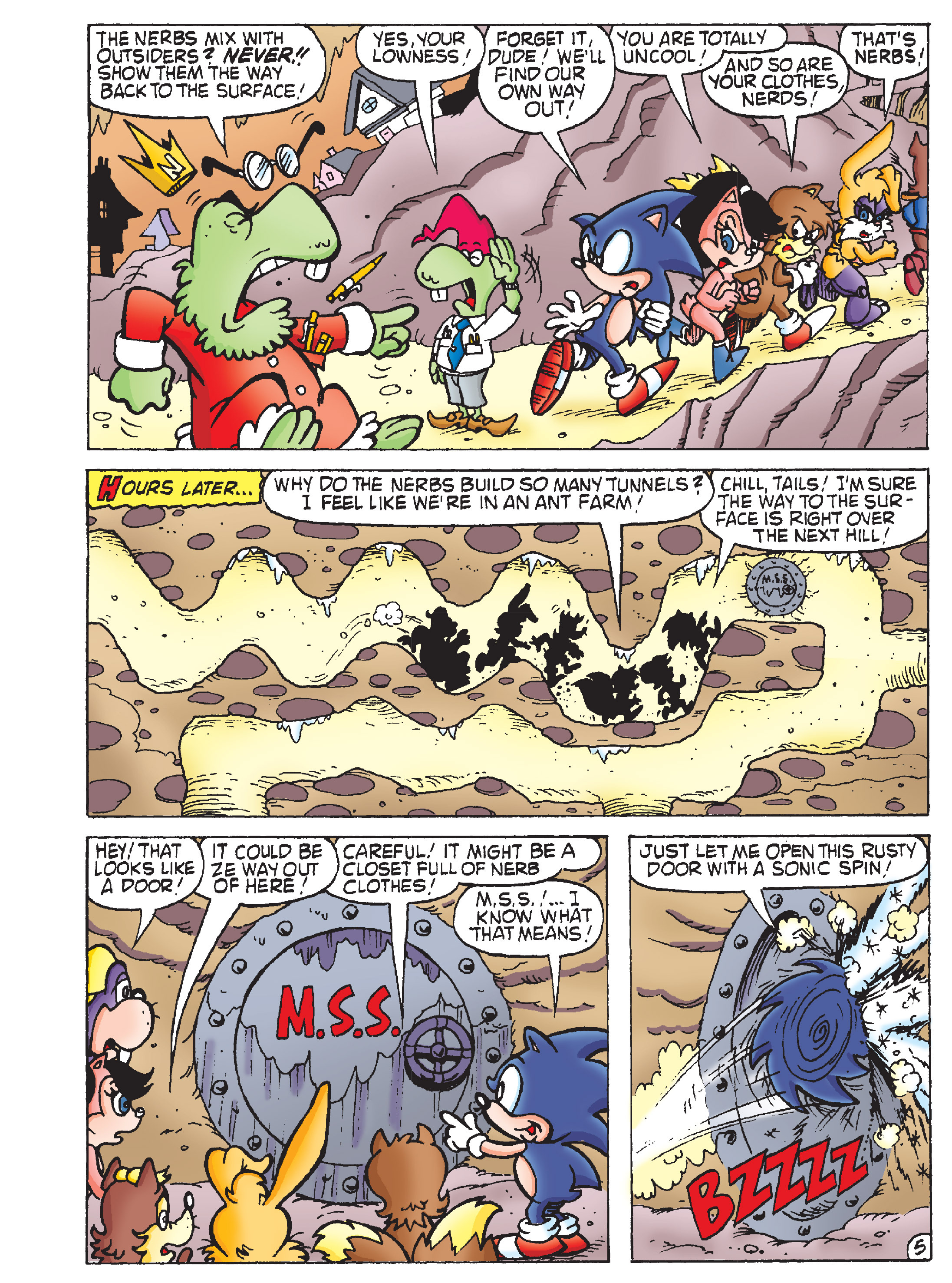 Read online Sonic Super Digest comic -  Issue #7 - 72