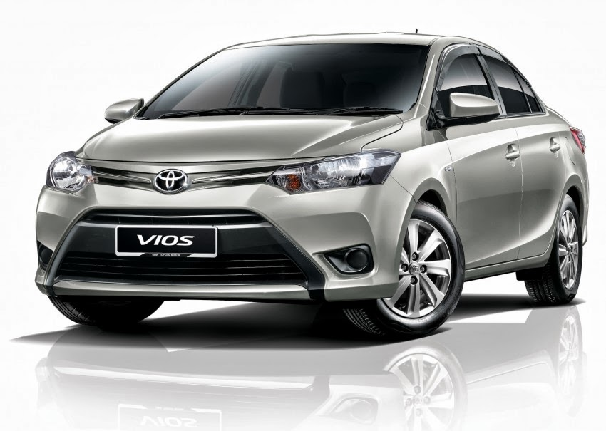 Malaysia Motoring News: Toyota Vios 2013 Arrived In