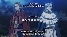 Black Clover Capítulo 140 Sub Español HD