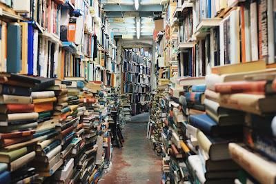 sepinya perpustakaan