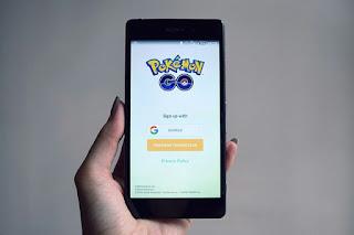 Steps To Start Pokemon Go