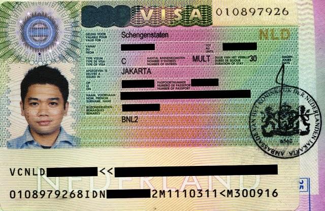 Travelholic Cara Apply Visa Schengen Di Kedutaan Belanda