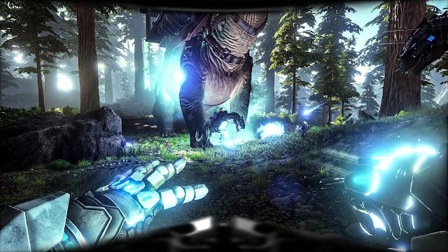 ARK: Survival Evolved habla del PvP, servidores privados, Ragnarok y más