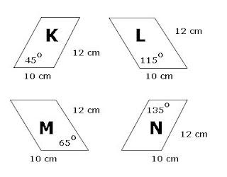 Soal Ujian Sekolah (US) Matematika Kelas 6 SD/MI Terbaru Gambar 2