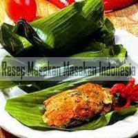 Resep Masakan Pepes Ikan Mas