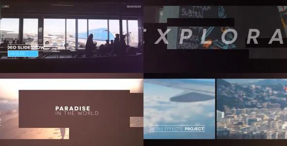 Videohive Travel Video Slideshow 18027765