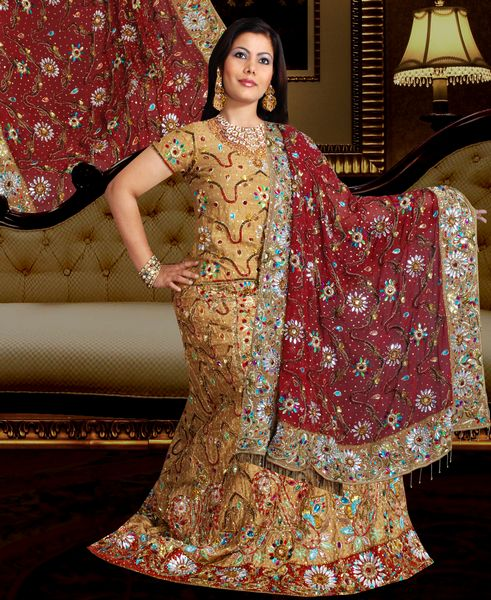 Wedding Gowns Indian: All About The Wedding Celebration: Unique Indian Wedding