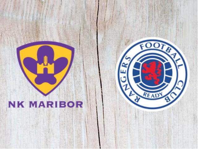 Maribor vs Rangers - Highlights - 16 August 2018