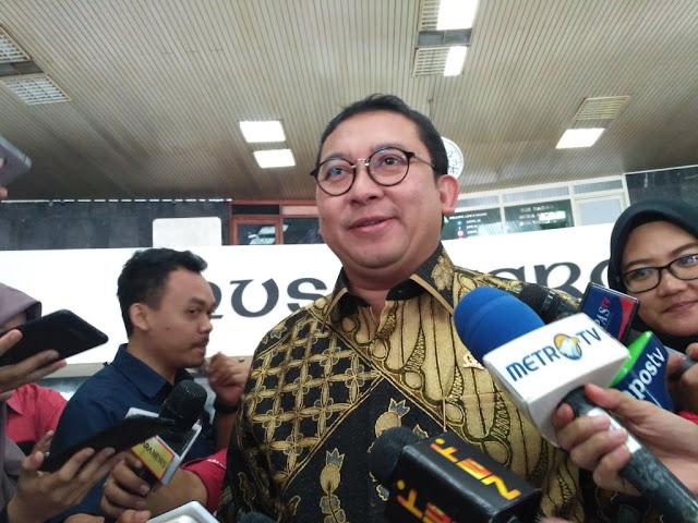 Umbar Data, Fadli Zon: BIN Bukan Departemen Penerangan