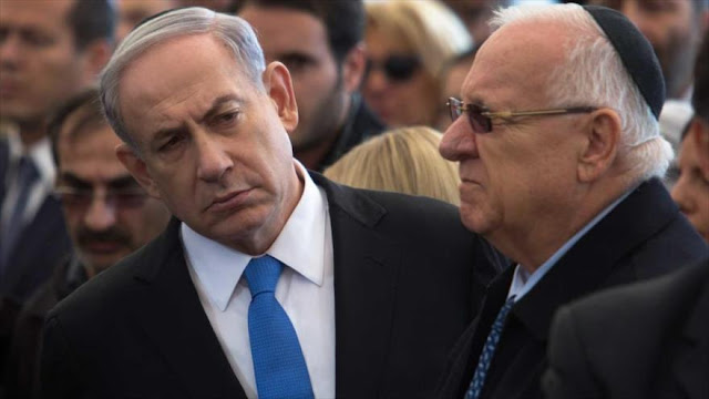 "Presidente israelí acusa a Netanyahu de ""golpe a la democracia"""