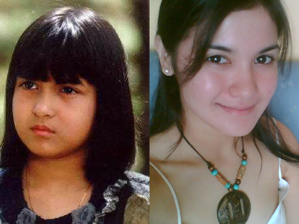 then and now photos of famous former child stars in