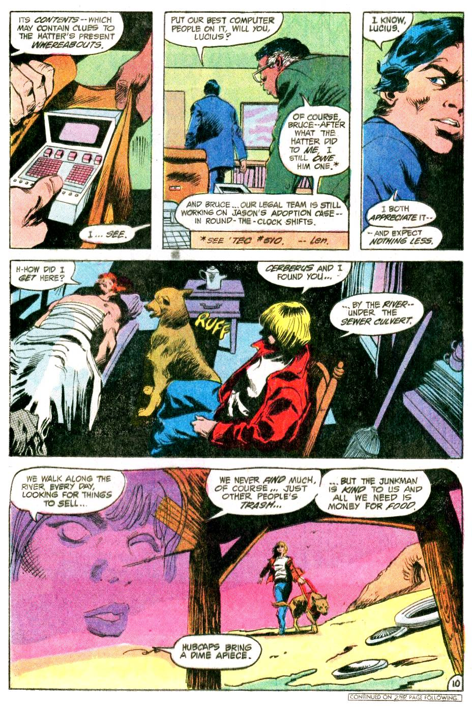 Detective Comics (1937) 545 Page 10