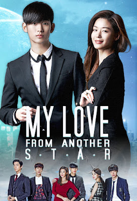 Download Film My Love From The Star Episode 1-21 Subtitle Indonesia : download, episode, subtitle, indonesia, HOBINYANONTON:, Drama, Korea, Subtitle, Indonesia