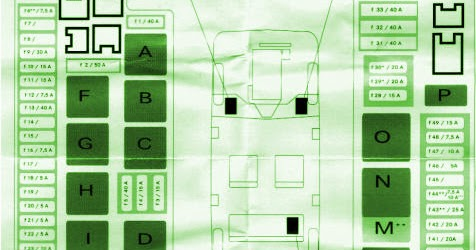 2000 S500 Fuse Diagram - Wiring Diagrams  S Fuse Box Location on