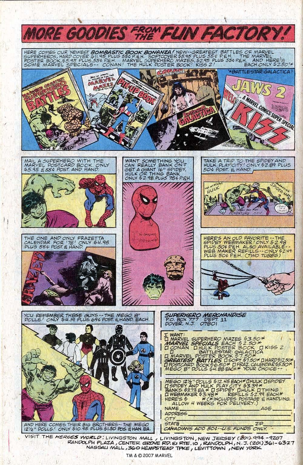 Captain America (1968) Issue #230b #145 - English 14