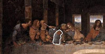 The Secrets Behind the Painting: The Da Vinci Code Da Vinci Paintings Secrets