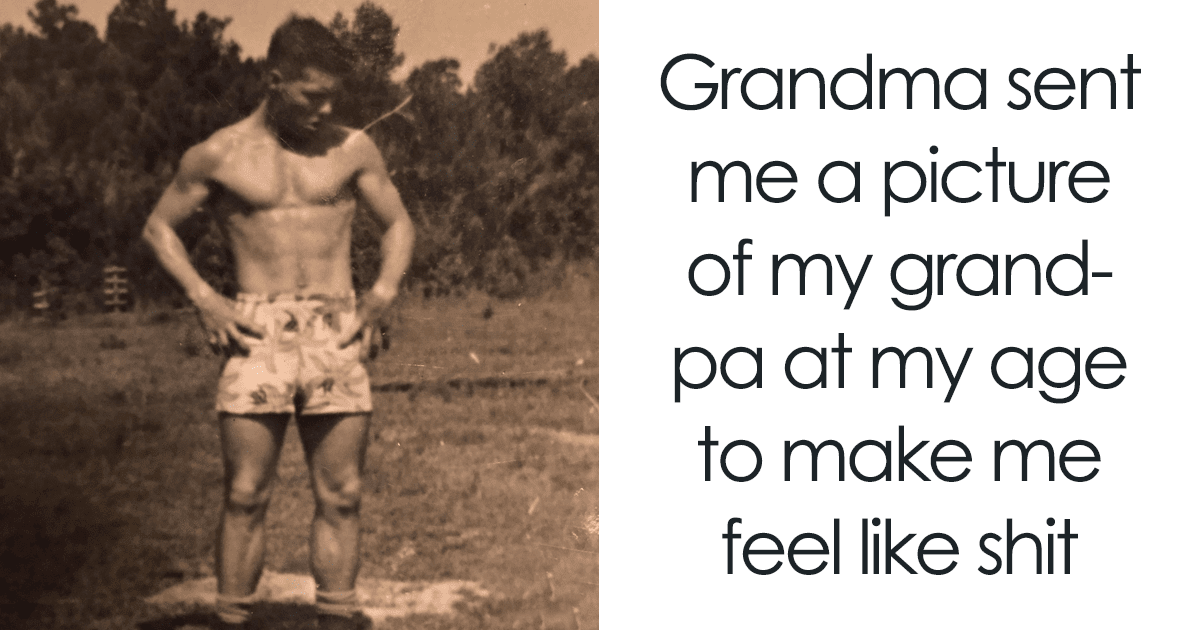 25 Fascinating Pictures Show How Cool Our Grandparents Used To Be