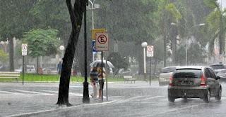 Aesa registra maiores índices pluviométricos nas primeiras horas do verão