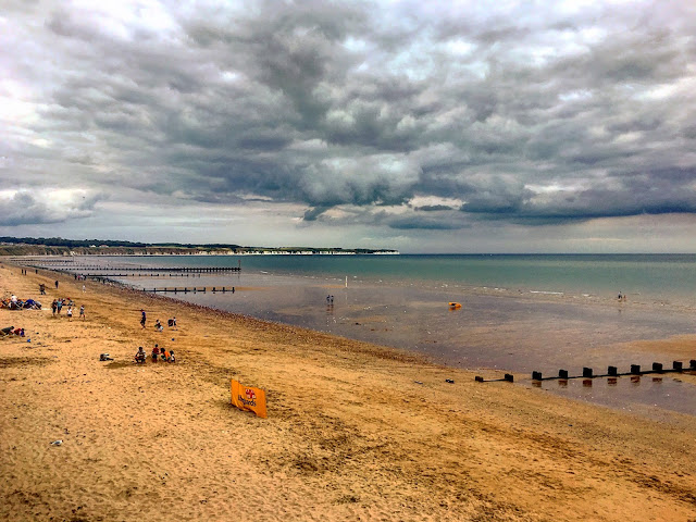 bridlington, beach, yorkshire, travel