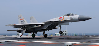 Shenyang J-15 tiruan Su-33 Rusia
