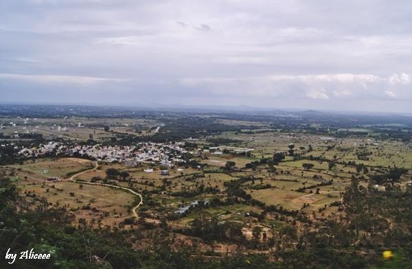 Muntele- Chamundi-Mysore-India