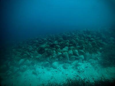 Αλόννησος: Υποθαλάσσιο μουσείο στο διάσημο ναυάγιο της Περιστέρας