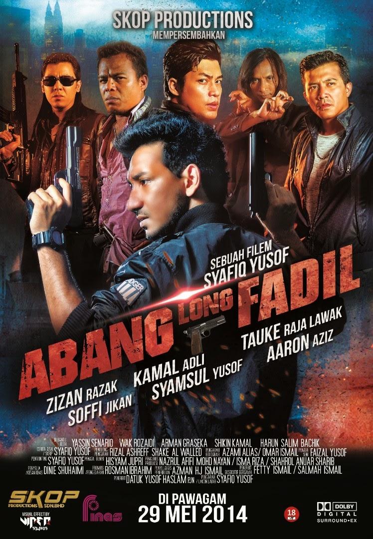 Nonton Film Abang Long Fadil (2014)