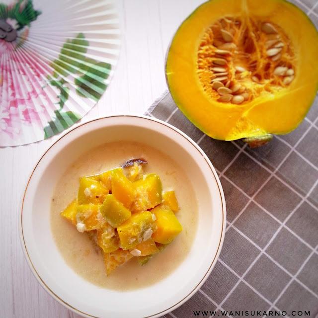 Sayur Lemak Labu Yang Mudah Dan Sedap Dan Tips Untuk Kuah Yang Pekat