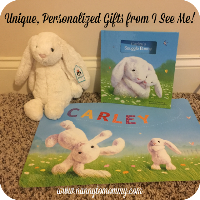 Unique, Personalized Gifts from I See Me!