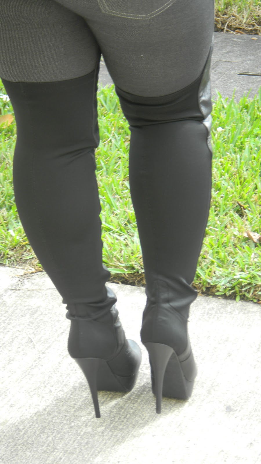 Over The Knee Boots For Big Calves Bsrjc Boots